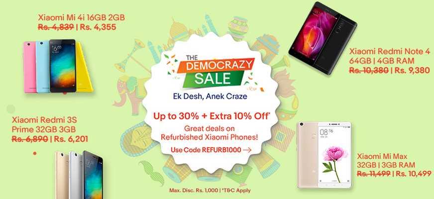 eBay India ( Democrazy Sale )  Offer : Buy Nova Professional Fordable Hair Dryer 1000 Watt at Rs. 208