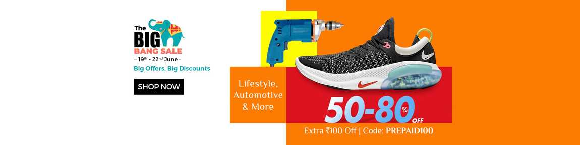 ShopClues Acche Din Sale Festival Offers