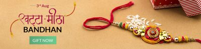 Exclusive Offers on this Rakhi Get 10% Off