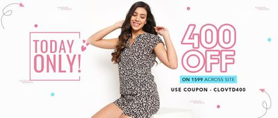 Clovia  Offer : Get 4 Bras at Rs. 699