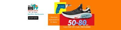 ShopClues Acche Din Sale Festival Offers monday-market-offers