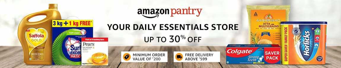 Amazon Pantry Sale