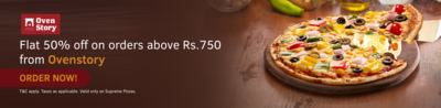 Swiggy  Offer : Get Rs. 100 off on minimum order of Rs. 299 only on online payments