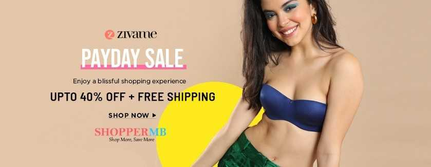 The Festive Sale Upto 40% Off + Free Shipping