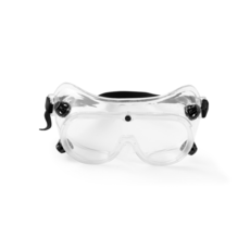 Biosup Corona Safety Goggles to protect your eyes against dust pollution bacteria and viruses