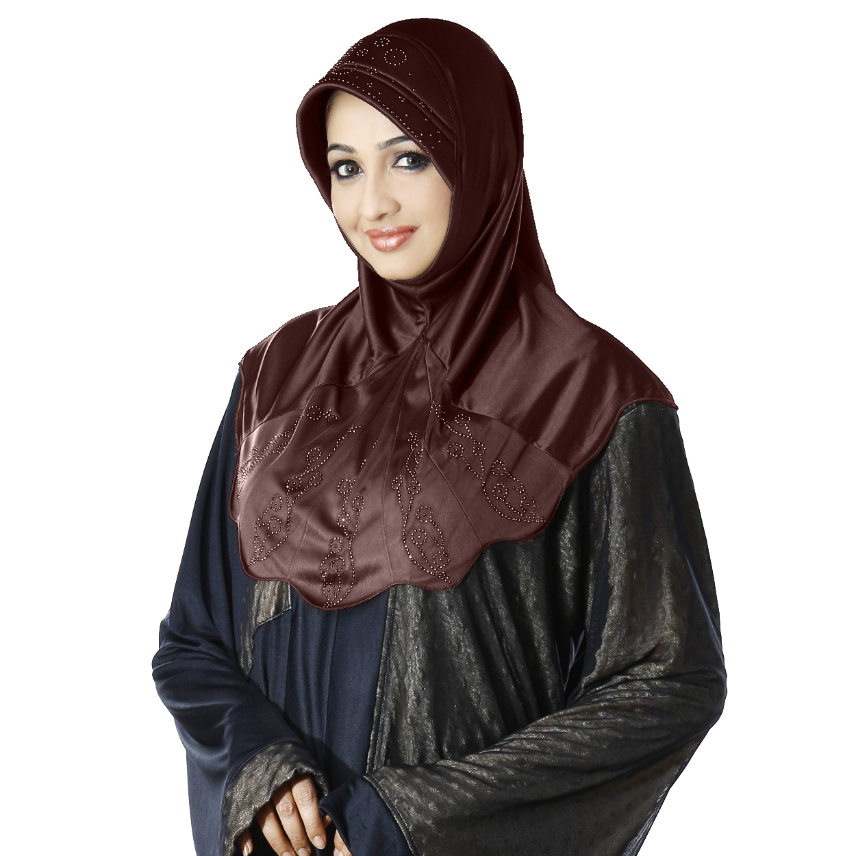 Ready to wear modest hijab Meharbaan coco-xl