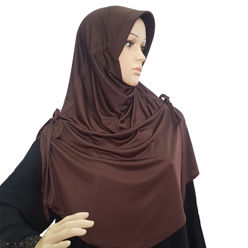 Ready to wear modest hijab Rania coco-xl